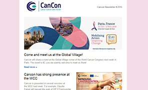 Cancon Newsletter 8/2016