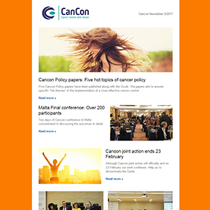 Cancon Newsletter 3/2016