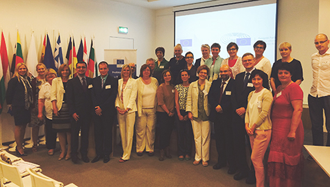 Cancon meeting WP 9 Screening in Zagreb 09/2015