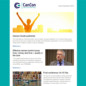 Cancon Newsletter 2/2017