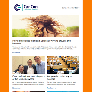 Cancon Newsletter 5/2016