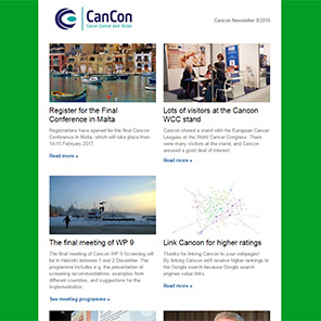 Cancon Newsletter 9/2016